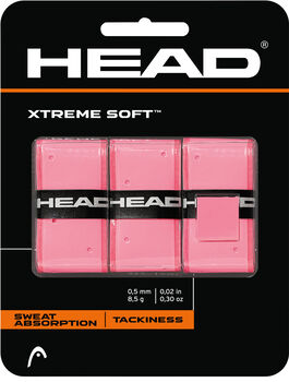 Head Xtreme Soft Griffband pink