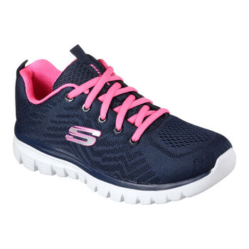 Skechers Graceful - Get Connected Freizeitschuhe Damen blau