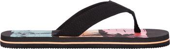 FIREFLY Kim 10 Flip Flops schwarz