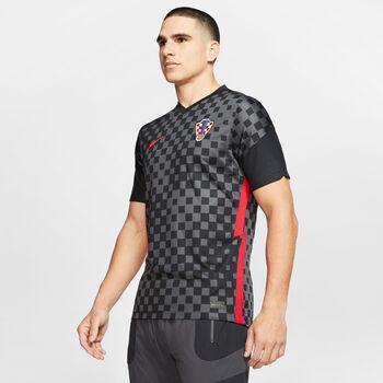 Nike Kroatien 20/21 Auswärtstrikot Herren grau