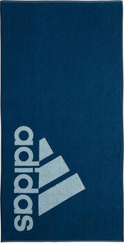ADIDAS TOWEL L blau