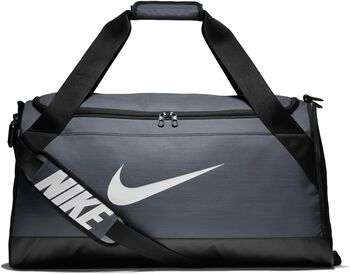 Nike NK BRSLA M Duffel Sporttasche schwarz