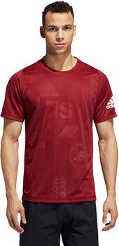 ADIDAS FreeLift Daily Press T-Shirt Herren rot