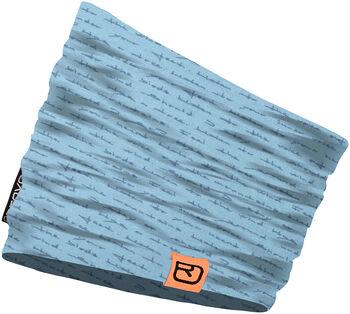 ORTOVOX 120 Tec Print Halswärmer blau