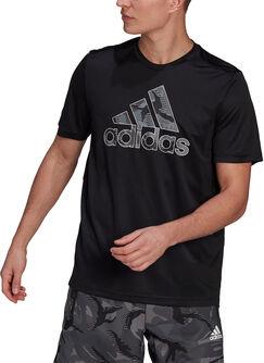 Designed 2 Move Camouflage Graphic Aeroready T-Shirt