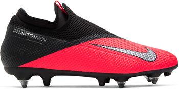 Nike Phantom VSN 2 Academy DF SG Stollenfußballschuhe Herren rot