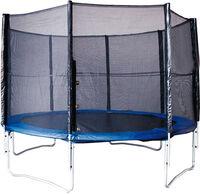 Outdoor Trampolin + Netz Free 3m
