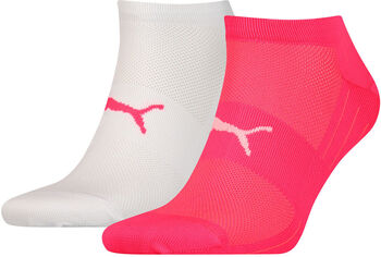 Puma Lightweight Sneakersocken 2er Pack pink