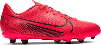 Nike Vapor 13 Club FG/MG Nockenfußballschuhe rot