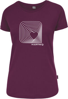 MARTINI Essence T-Shirt Damen lila