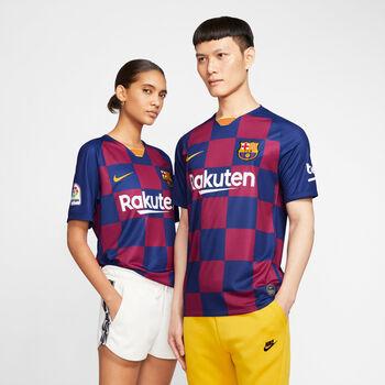 Nike FCB Brt Stad Jersey Fußballtrikot Herren blau
