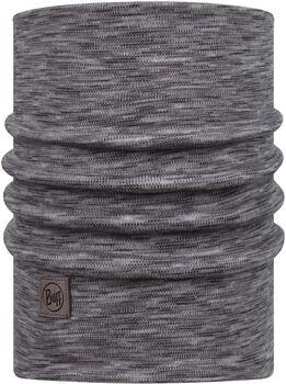 Buff Heavyweight Merino Wool Multifunktionstuch grau