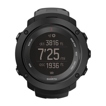 Suunto Ambit 3 Vertical Outdooruhr schwarz