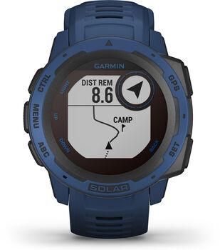 Garmin Instinct Solar Multisportuhr blau