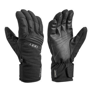 Leki  Space GTXErw. Handschuhe Comfort Fit Herren schwarz
