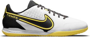 Nike React Legend 9 Pro IC. Hallenfußballschuh weiß