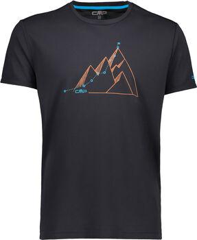 CMP Monza T-Shirt Herren grau