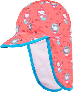 FIREFLY Kappe mit Nackenschutz Melwin pink