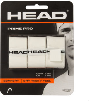 Head  Prime ProGriffband weiß