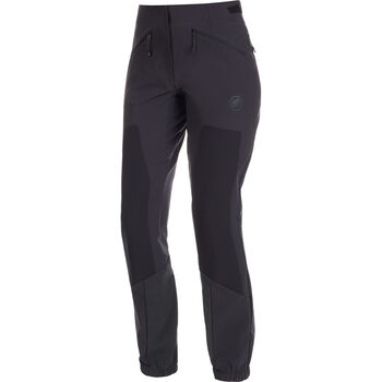 MAMMUT Aenergy Pro Softshell Pants Damen schwarz