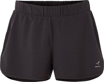 ENERGETICS Bamas 4 2in1 Shorts Mädchen schwarz