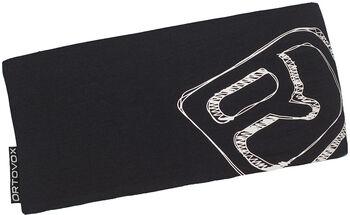 ORTOVOX 145 Ultra Headband schwarz
