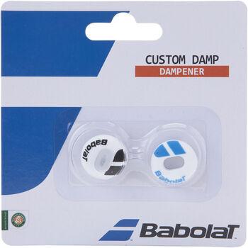 Babolat Custom Damp X2 Dämpfer weiß
