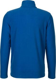 Cortina II Langarmshirt mit Halfzip