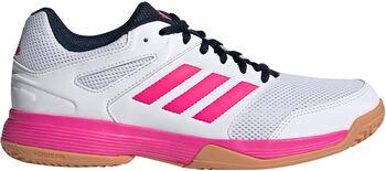 adidas Speedcourt Hallenschuhe Damen weiß