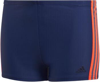 ADIDAS 3-Streifen Badehose Jungen blau