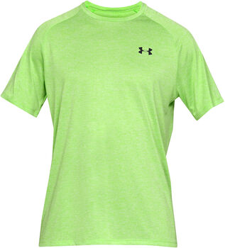 Under Armour TECH T-Shirt Herren grün