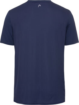 Head Visison Slider T-Shirt Herren blau