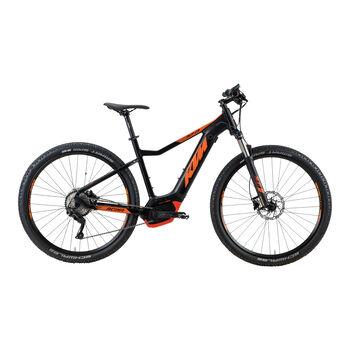 KTM Macina Alp 29.10 E-Mountainbike schwarz