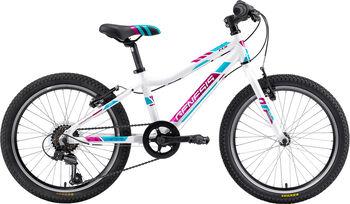 """GENESIS MX 20 Girl Mountainbike 20"""" Mädchen weiß"""