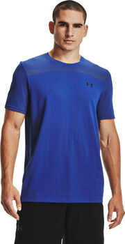 Under Armour Seamless T-Shirt Herren blau