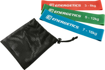 ENERGETICS Mini Bands Set weiß