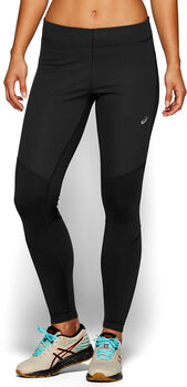 asics WINDBLOCK TIGHT Damen schwarz