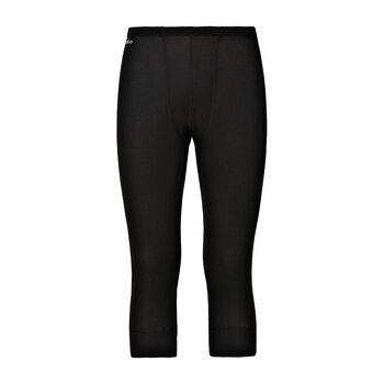 Odlo Warm Pants 3/4 Unterhose Herren schwarz