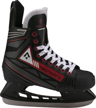 TECNOPRO Toronto 1.0 Eishockeyschuhe Herren schwarz