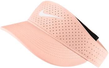 Nike Court Advantage Visor Kappe orange