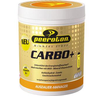 Peeroton Carbo+ Plus Kohlenhydrat Getränkepulver weiß