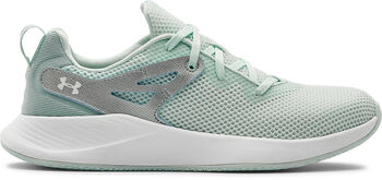 Under Armour Charged Breathe Trainer 2 NM Trainingsschuhe Damen blau