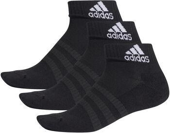 ADIDAS CUSH ANKLE 3er-Pack Socken schwarz
