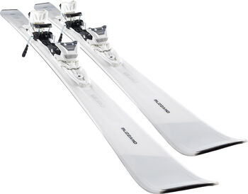 Blizzard Alight Supreme TI Ski ohne Bindung Damen weiß