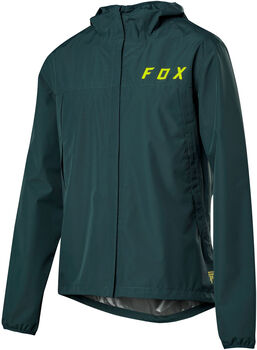 Fox Racing Ranger 2.5L Water  Radregenjacke mit Kapuze Herren grün