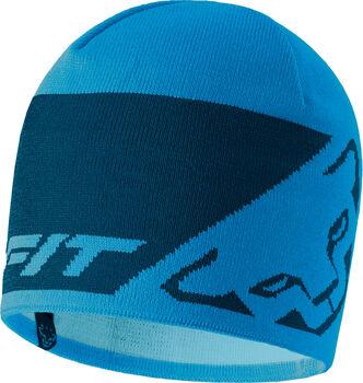 DYNAFIT Leopard Logo Mütze blau