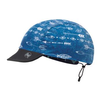 Buff Cap Kappe Herren blau