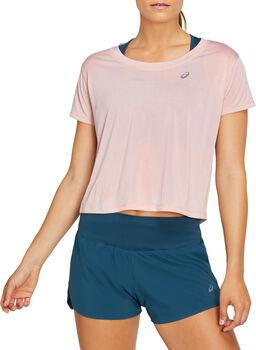 ASICS RACE CROP  T-Shirt Damen