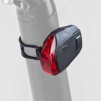 KTM LED Silikon Licht Bat Sicherheitsleuchte schwarz