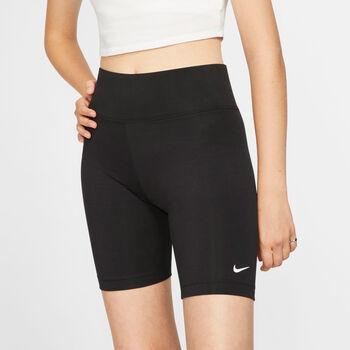 Nike Leg-A-See Radshorts Damen schwarz